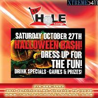 Halloween BASH! @ The 19th Hole! Come Partake In The Shenanigans!
