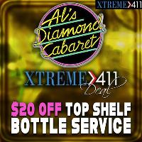 Say What?! Yes - $20 Off Top Shelf Bottle Service!