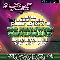 Don't Miss Our Halloween BASH!! Sat. Oct. 27th