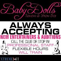 Always Accepting New Entertainers!