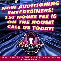 Now Auditioning Entertainers at Beamers in Stamford CT with FREE house fee