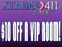 Score $10 Off A VIP Room w/ Your Favorite Girl!