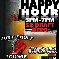 Happy Hour Is 7 Days A Week!!!