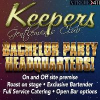 Throw your party HERE with Keepers, CT!