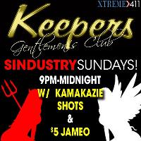 Sindustry Sunday's At Keepers In Milford CT!