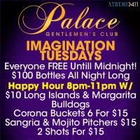 Imagination Tuesdays At The Palace In Passaic NJ!