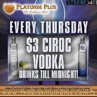 Get In On The Hottest Thursday Night Party In The Valley!