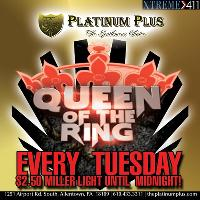 Want To See Chicks Duke It Out In The Ring!! Every Tuesday!
