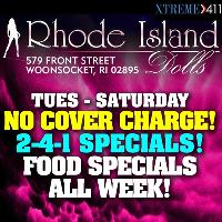 FREE Admission to Rhode Island Dolls Tues-Sat