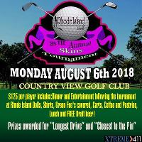 25th Annual Skin Tournament with Rhode Island Dolls-Monday August 6th