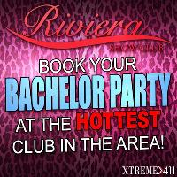 Book Your Bachelor Party At Riviera In Worcester MA!