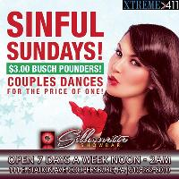 Sundays Are Awesome @ Silhouettes!