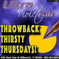Throwback Thursday At Ultra Violet in Willimantic CT!