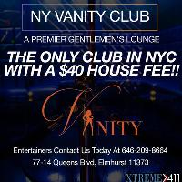 Vanity Club House Fee Special ONLY $40