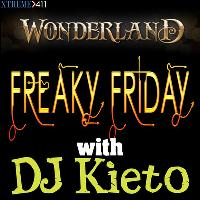 Freaky Friday at Wonderland RI with DJ Kieto