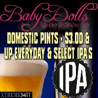 Beer Specials Daily!