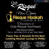 Got Hookah?!  We Do! Check Out Our Lounge!