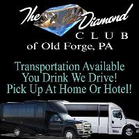 Transportation Available - Play It Safe @ The Diamond Club!